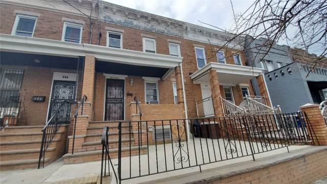 340 Lincoln Ave, Brooklyn, NY 11208 (MLS #3195255) :: Signature Premier Properties