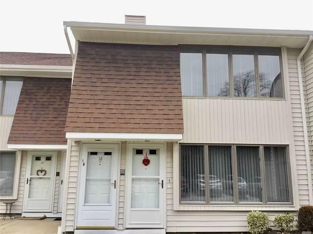 20 Laurel Ave #16, East Islip, NY 11730 (MLS #3197782) :: Denis Murphy Real Estate