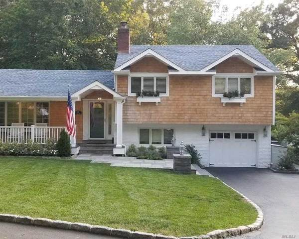 126 La Rue Dr, Huntington, NY 11743 (MLS #3199784) :: Signature Premier Properties
