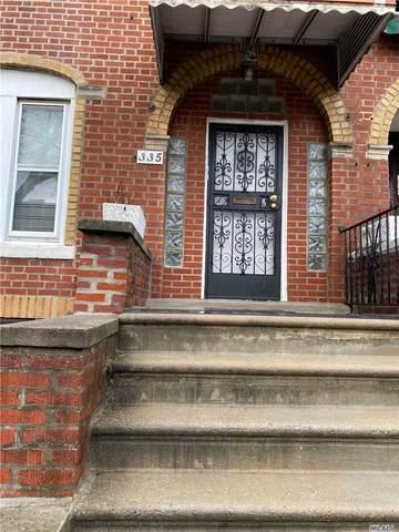 335 Midwood St, Brooklyn, NY 11225 (MLS #3200996) :: RE/MAX Edge