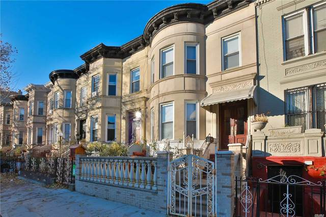 1241 Union, Crown Heights, NY 11225 (MLS #3201414) :: RE/MAX Edge