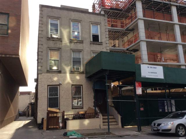 160 20th Street, Brooklyn, NY 11232 (MLS #2998120) :: Netter Real Estate