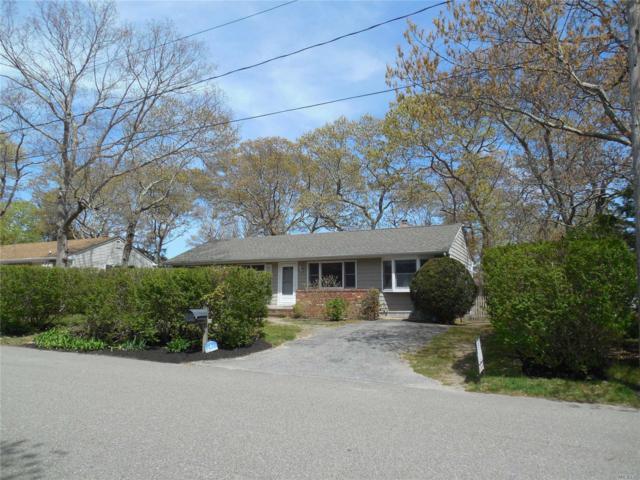 4 Trail Rd, Hampton Bays, NY 11946 (MLS #2999936) :: Netter Real Estate