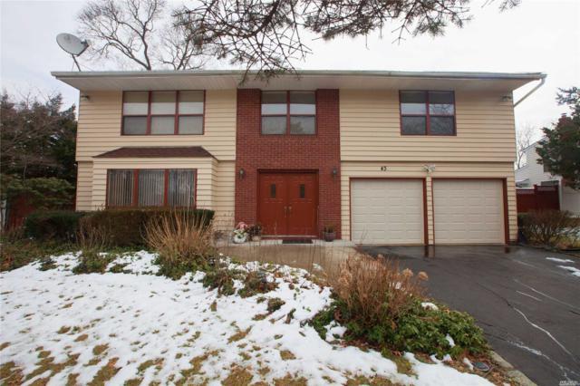 43 Appletree Dr, Hauppauge, NY 11788 (MLS #3004055) :: Keller Williams Homes & Estates