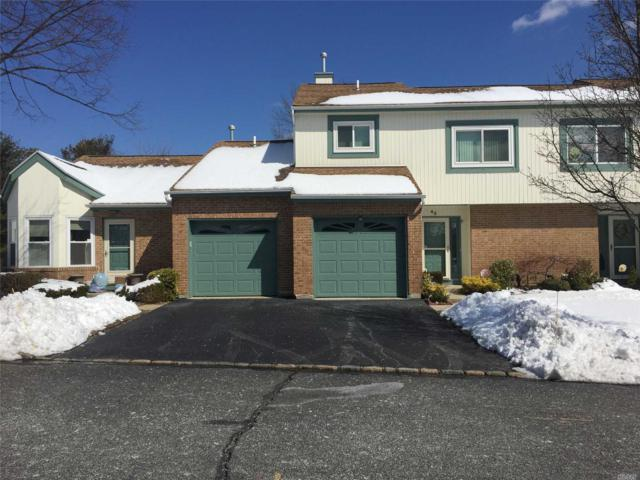 43 Timber Ridge Dr, Holtsville, NY 11742 (MLS #3011805) :: The Lenard Team
