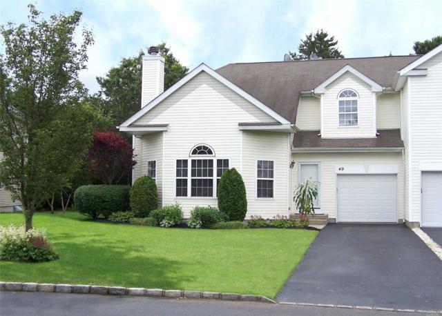 49 Sunflower Ridge Rd, S. Setauket, NY 11720 (MLS #3014575) :: The Lenard Team