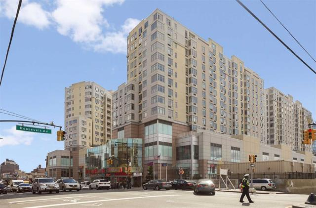 40-28 College Point Blvd Ph108, Flushing, NY 11354 (MLS #3015297) :: Netter Real Estate