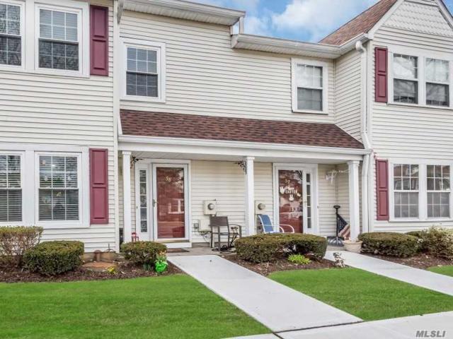 58 Stratford Cres #58, Farmingdale, NY 11735 (MLS #3016403) :: Netter Real Estate