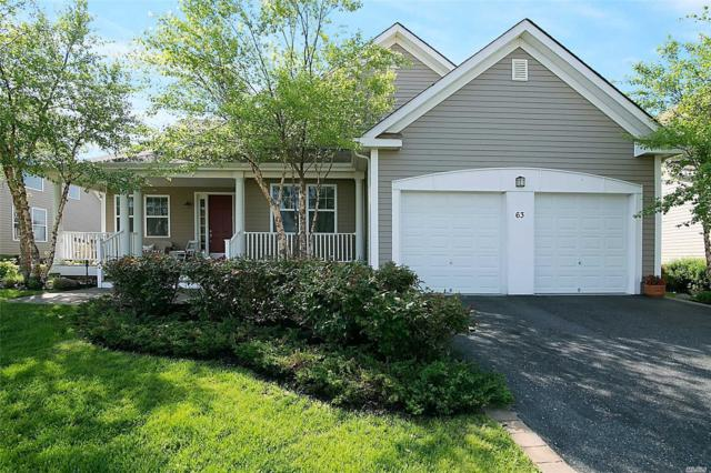 63 Tyler Dr, Riverhead, NY 11901 (MLS #3016466) :: Netter Real Estate
