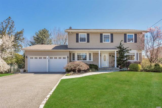 6 Madison Pl, Jericho, NY 11753 (MLS #3026035) :: Netter Real Estate