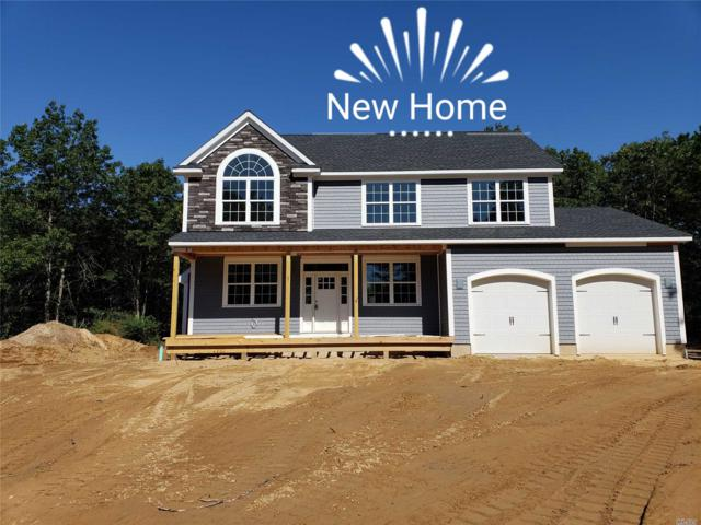Lot #4 Weeks Ave, Manorville, NY 11949 (MLS #3032730) :: Netter Real Estate