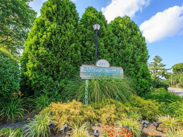 220 Montauk Hwy #56, Speonk, NY 11972 (MLS #3045444) :: Netter Real Estate
