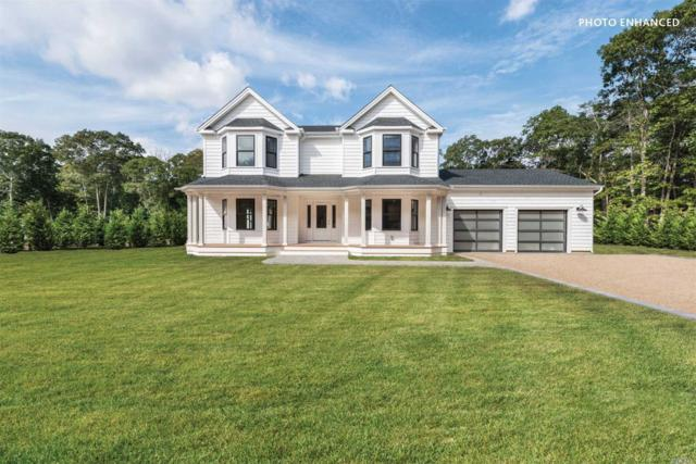 134 Lewis Rd, E. Quogue, NY 11942 (MLS #3045910) :: Netter Real Estate