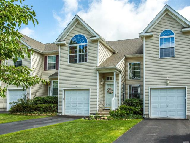 31 Cranberry Cir, Medford, NY 11763 (MLS #3053692) :: Netter Real Estate