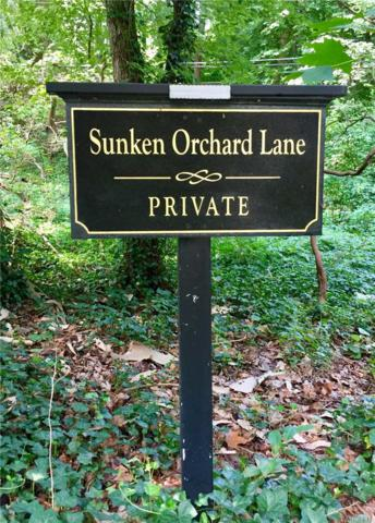 Lot 645 Sunken Orchard Ln, Oyster Bay Cove, NY 11771 (MLS #3054854) :: Netter Real Estate