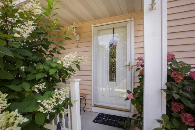 2 Kent Commons Dr #2, Yaphank, NY 11980 (MLS #3055016) :: Netter Real Estate