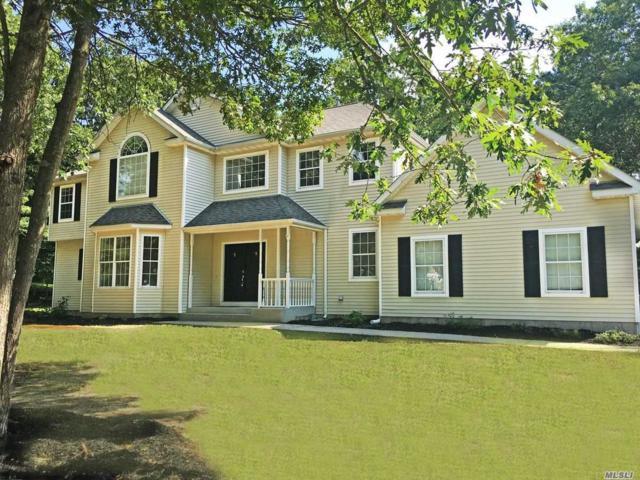 21 Hilltop Ln, Manorville, NY 11949 (MLS #3061147) :: Netter Real Estate