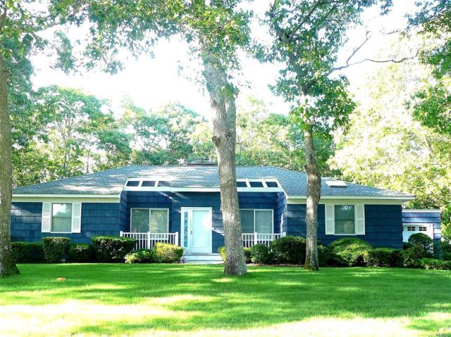 3 Oak Ln, Hampton Bays, NY 11946 (MLS #3063973) :: The Lenard Team