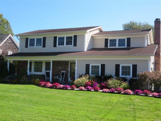 97 Sunset Dr, Sayville, NY 11782 (MLS #3065528) :: Netter Real Estate