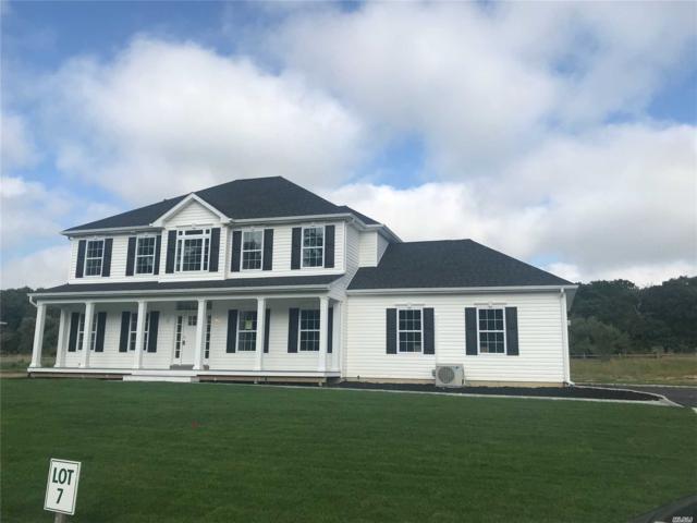 Lot 7 Timber Trl, Manorville, NY 11949 (MLS #3065565) :: Netter Real Estate