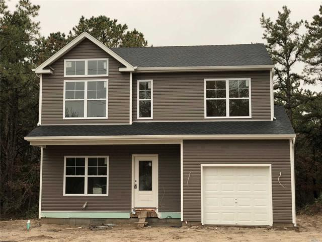Lot 4 East Margin Dr, Ridge, NY 11961 (MLS #3066231) :: The Lenard Team
