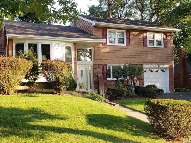 22 Oakwood Ln, Plainview, NY 11803 (MLS #3066825) :: The Lenard Team