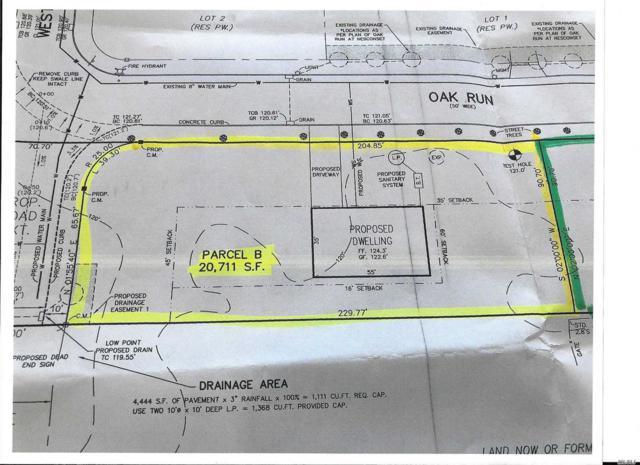 Parcel B Oak Run, Nesconset, NY 11767 (MLS #3069248) :: Netter Real Estate
