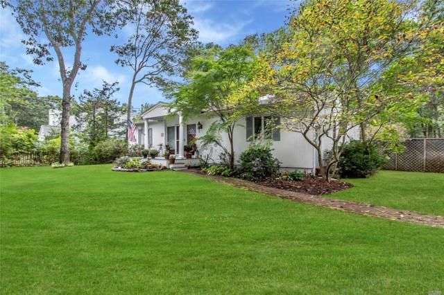 10 Chestnut Ln, E. Quogue, NY 11942 (MLS #3072705) :: Shares of New York