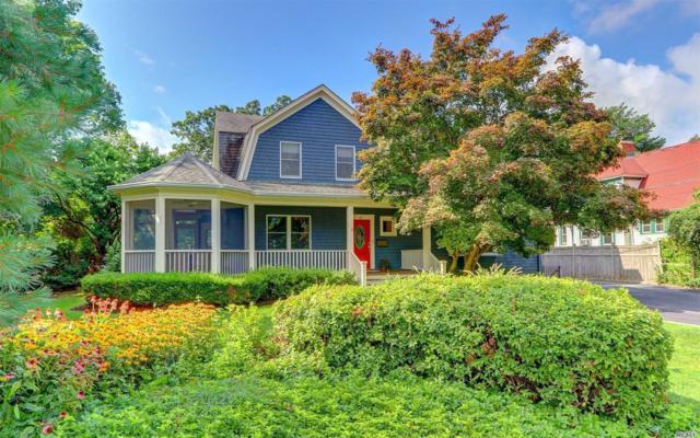 26 Oak St, Northport, NY 11768 (MLS #3073517) :: Signature Premier Properties