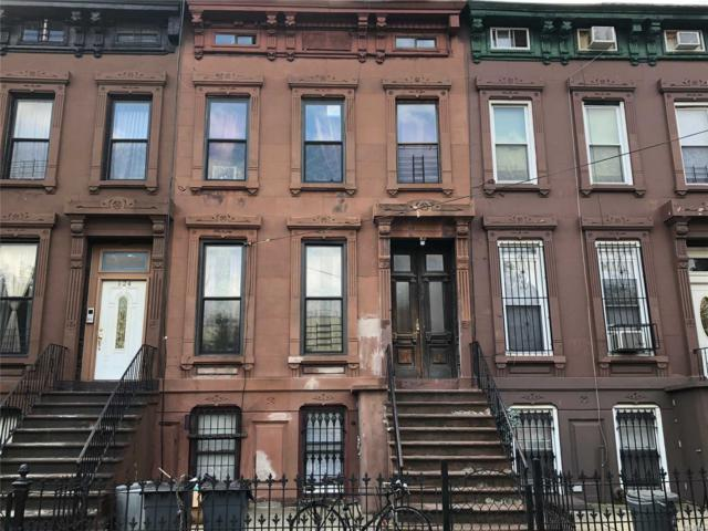822 Lafayette Ave, Brooklyn, NY 11221 (MLS #3075286) :: Netter Real Estate