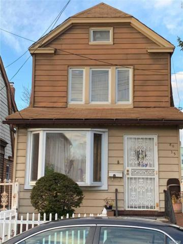80-35 90 Ave, Woodhaven, NY 11421 (MLS #3084811) :: The Kalyan Team