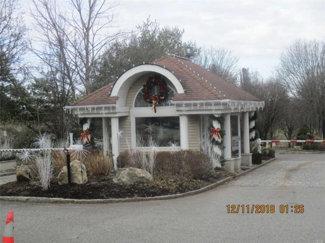 52 Hamlet Dr #52, Hauppauge, NY 11788 (MLS #3087266) :: Netter Real Estate