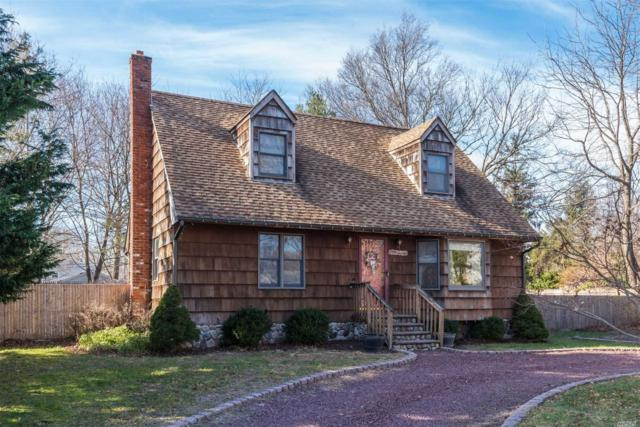 153 W Cliff Rd, Wading River, NY 11792 (MLS #3089502) :: Netter Real Estate
