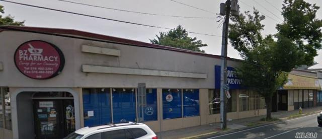 905-911 Hempstead Tpke, Franklin Square, NY 11010 (MLS #3093644) :: The Lenard Team