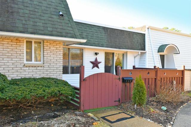 611 Blue Ridge Dr, Medford, NY 11763 (MLS #3099555) :: The Lenard Team
