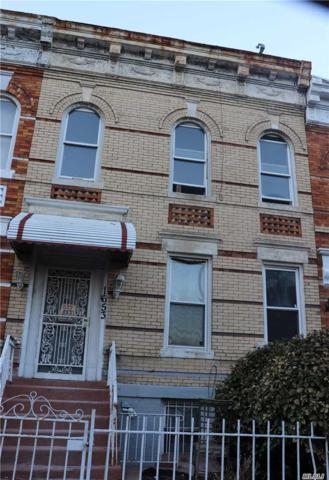 1653 Lincoln Pl, Brooklyn, NY 11233 (MLS #3103421) :: Shares of New York