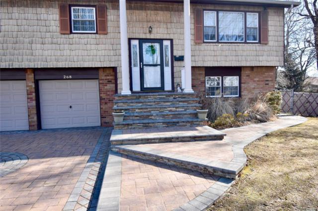 268 S 10th St, Lindenhurst, NY 11757 (MLS #3110017) :: Netter Real Estate