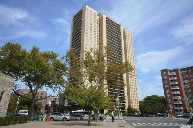 110-11 Queens Blvd 25H, Forest Hills, NY 11375 (MLS #3115890) :: Shares of New York