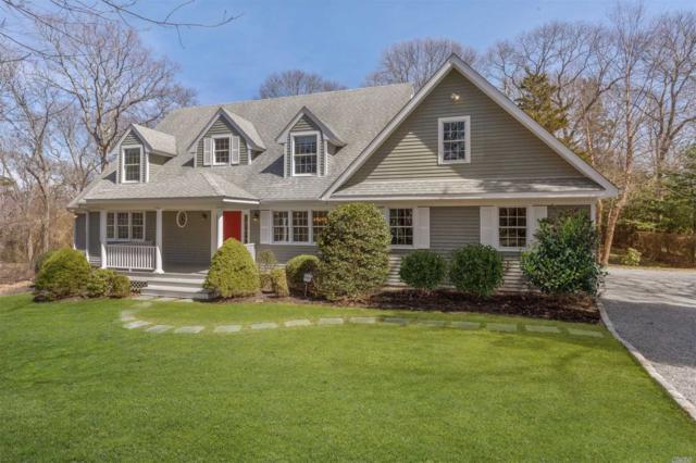 23 Tredwell Ln, Sag Harbor, NY 11963 (MLS #3116680) :: Signature Premier Properties