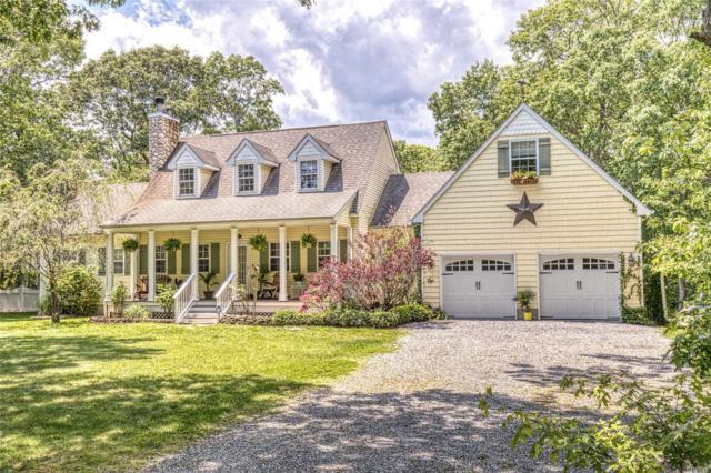 9 Hampton Dr, Center Moriches, NY 11934 (MLS #3133857) :: Netter Real Estate