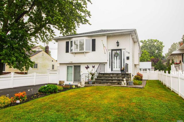 116 W Clearwater Rd, Lindenhurst, NY 11757 (MLS #3139796) :: Netter Real Estate