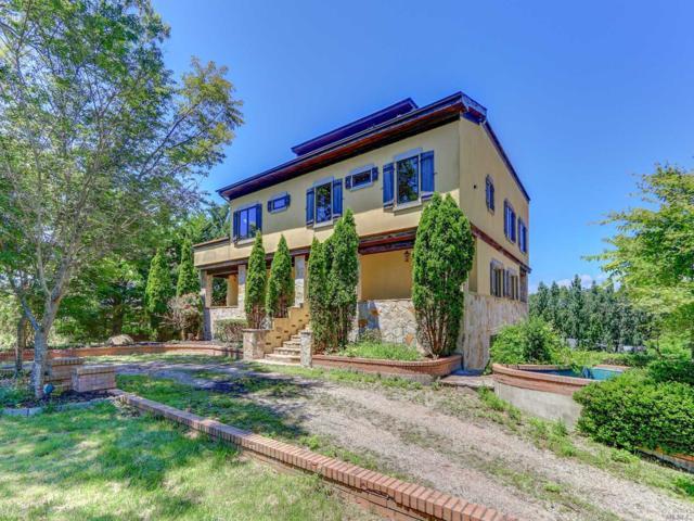 114 Highview Dr, Sag Harbor, NY 11963 (MLS #3141797) :: Signature Premier Properties