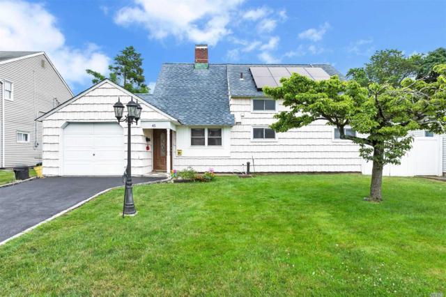 45 Arcadia Ln, Hicksville, NY 11801 (MLS #3147189) :: Signature Premier Properties