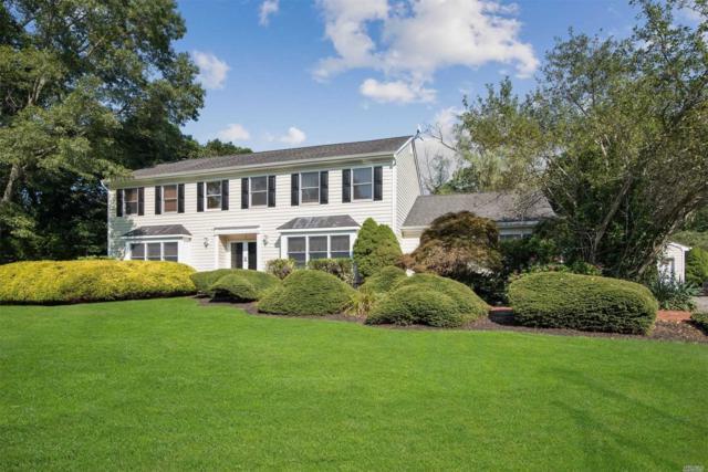 7 Sage Brush Ct, E. Setauket, NY 11733 (MLS #3150471) :: Netter Real Estate