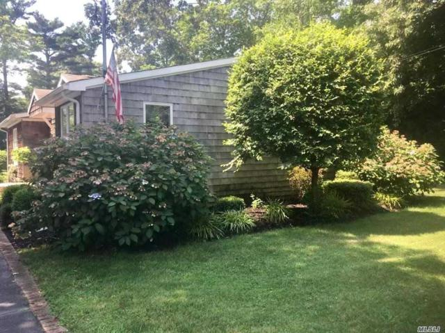 8 Howell Pl, Center Moriches, NY 11934 (MLS #3151312) :: RE/MAX Edge