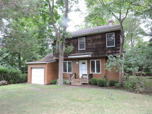 16 Lewin Dr, Wading River, NY 11792 (MLS #3152907) :: Netter Real Estate