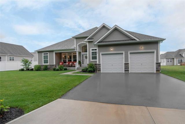 36 Wildflower Dr, Ridge, NY 11961 (MLS #3155521) :: Netter Real Estate