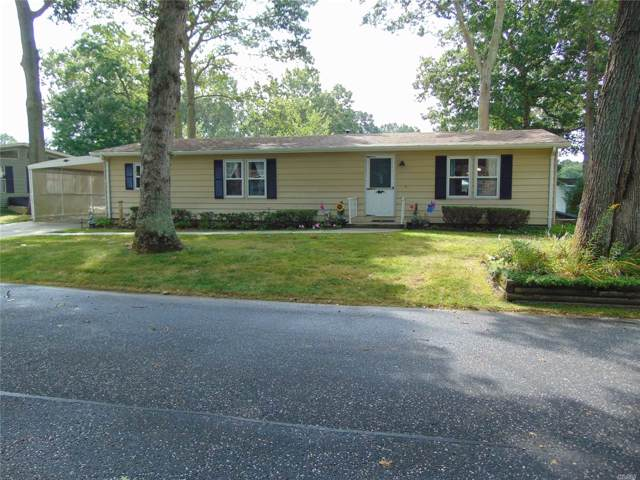 1407 - 66 Middle Rd, Calverton, NY 11933 (MLS #3163830) :: Netter Real Estate