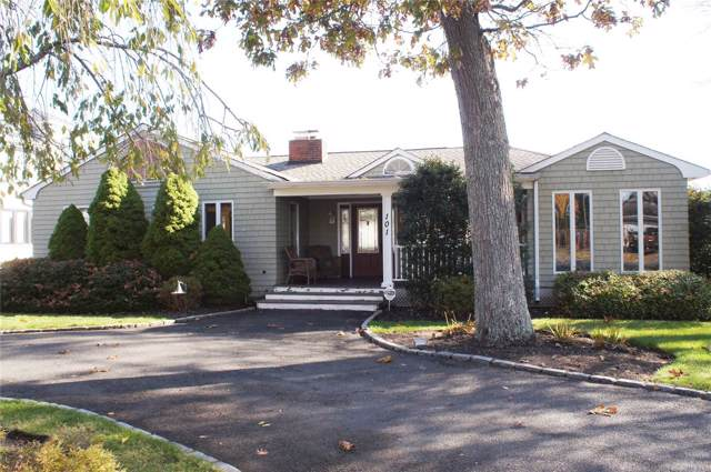 101 Hewitt Blvd, Center Moriches, NY 11934 (MLS #3177778) :: Signature Premier Properties