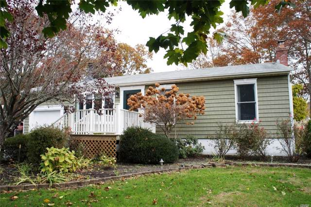 27 William St, Center Moriches, NY 11934 (MLS #3179005) :: Signature Premier Properties